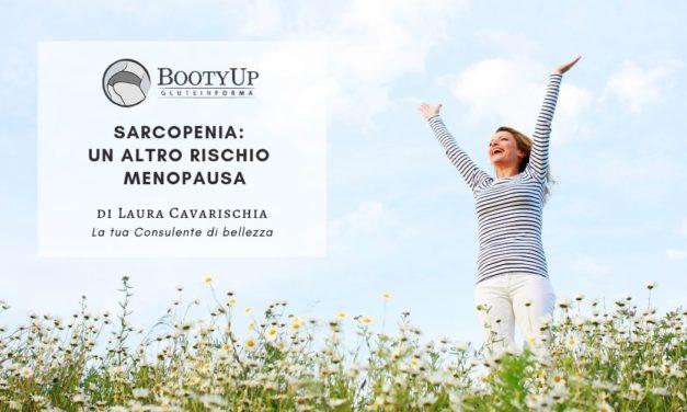 Sarcopenia: un altro rischio della menopausa