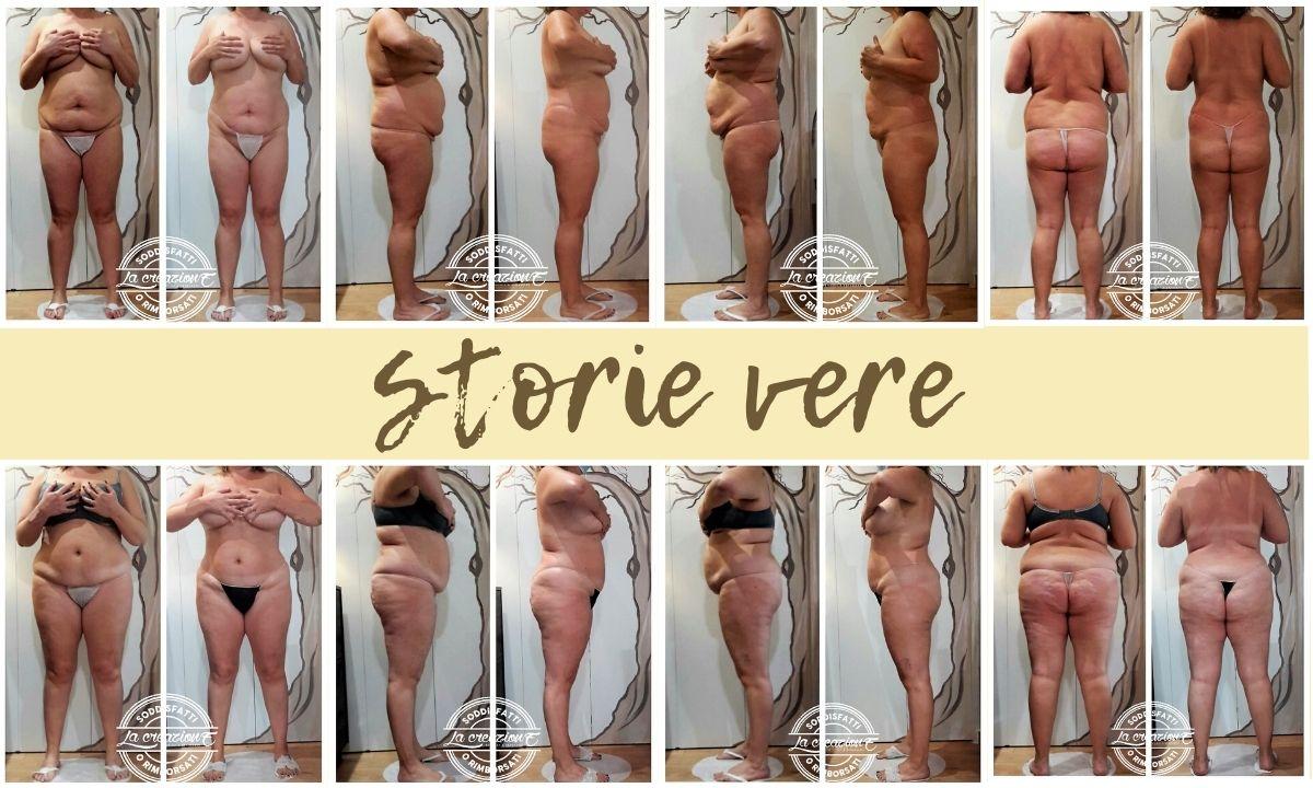 Storie Vere: i risultati ottenuti da Bendetta con il metodo BootyUp per il modellamento corpo