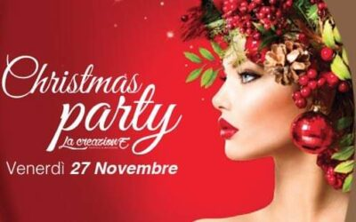 """Chistmas Party Online 2020 """"Energia Vitale"""""""