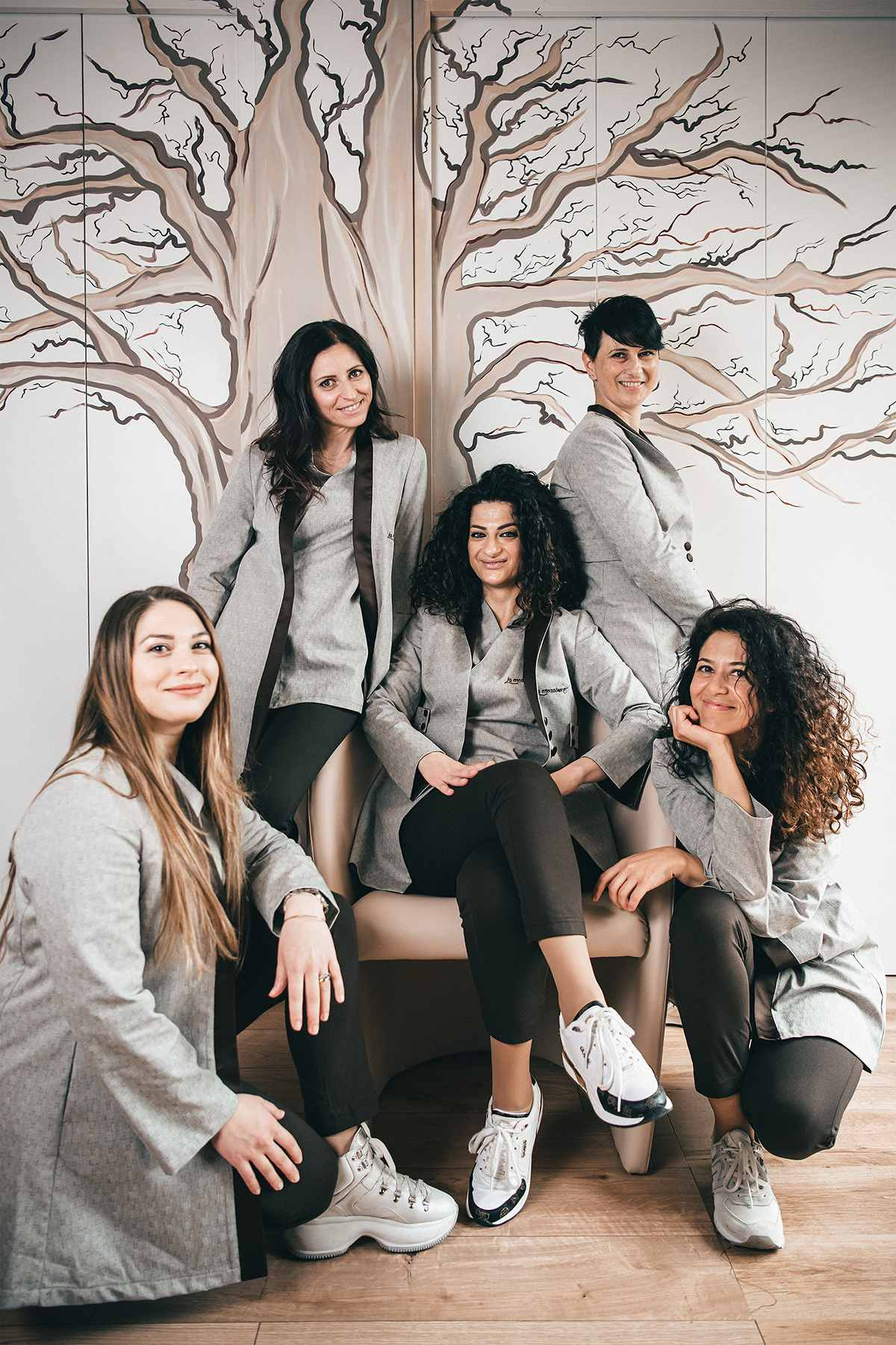 Team La Creazione di Laura Cavarischia